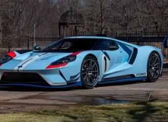 «Βιδωμένο» Ford GT έπιασε 1,5 εκατ. ευρώ!