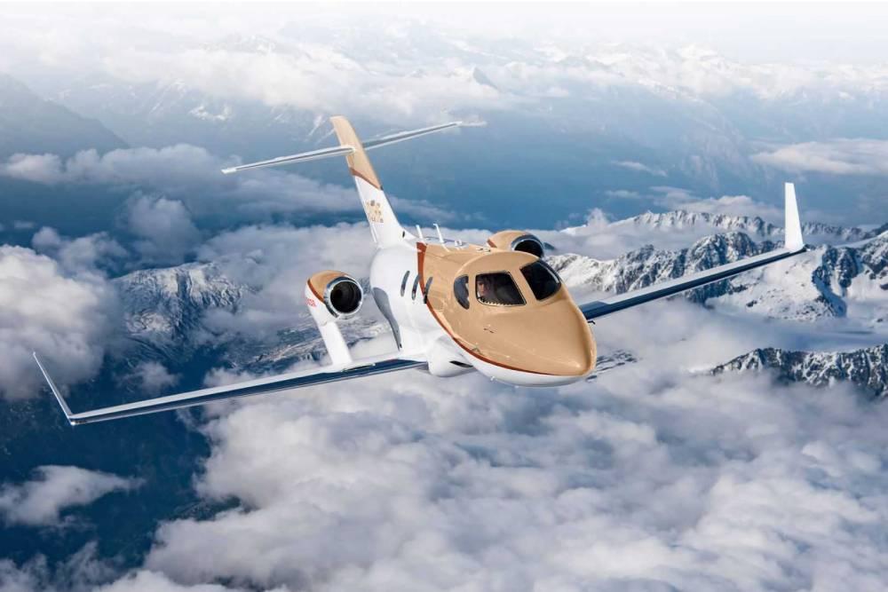 Ιπτάμενος και τζέντλεμαν το νέο jet της Honda