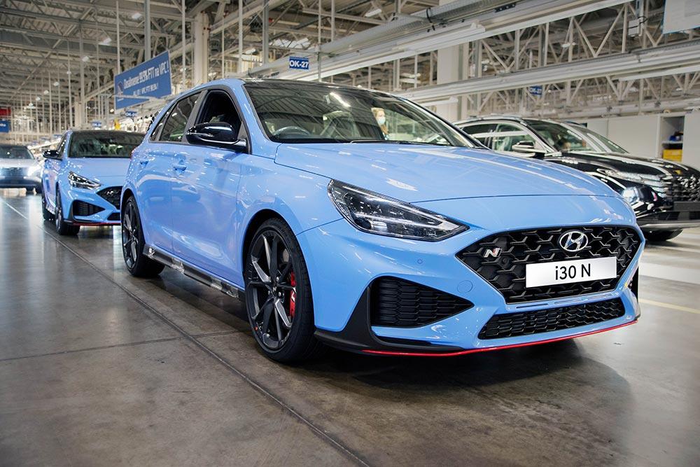 Έτοιμο για απόλαυση το νέο Hyundai i30 N