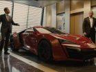 Πωλείται το Lykan Hypersport από το Fast and Furious 7
