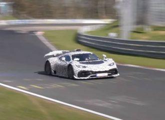 Κλειστή Formula 1 το Mercedes-AMG Project ONE