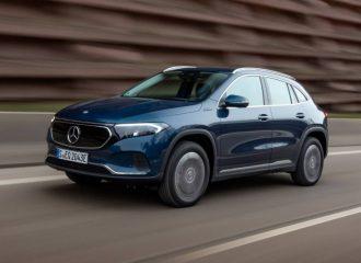 Νέες, ισχυρότερες και τετρακίνητες Mercedes EQA