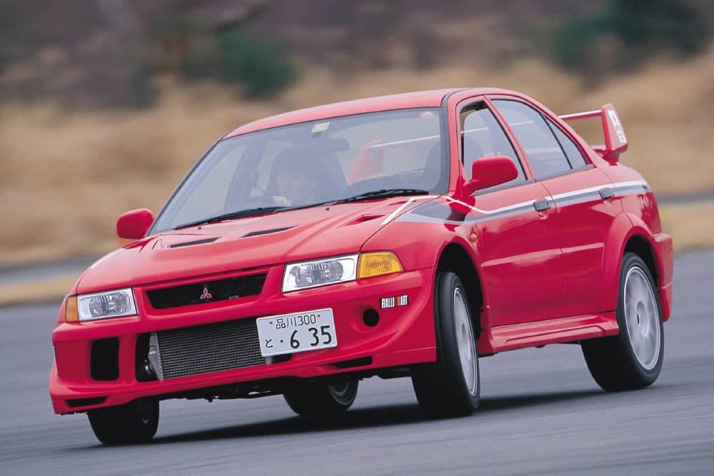 Η Mitsubishi επαναφέρει τη Ralliart