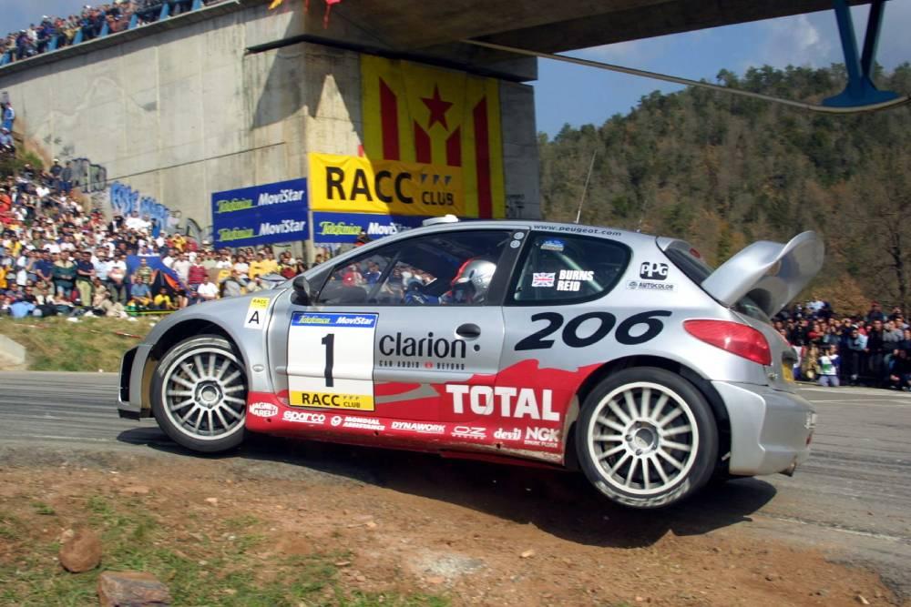 Πωλείται «άσος» Peugeot 206 WRC
