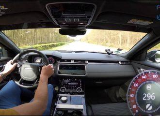Range Rover 600 ίππων ακουμπάει τα 300 (+video)