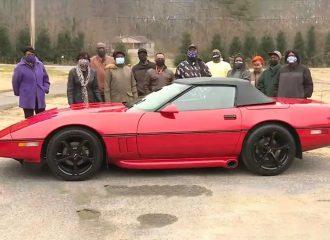 Δίδεται αμοιβή Corvette C4 για εξιχνίαση δολοφονίας!