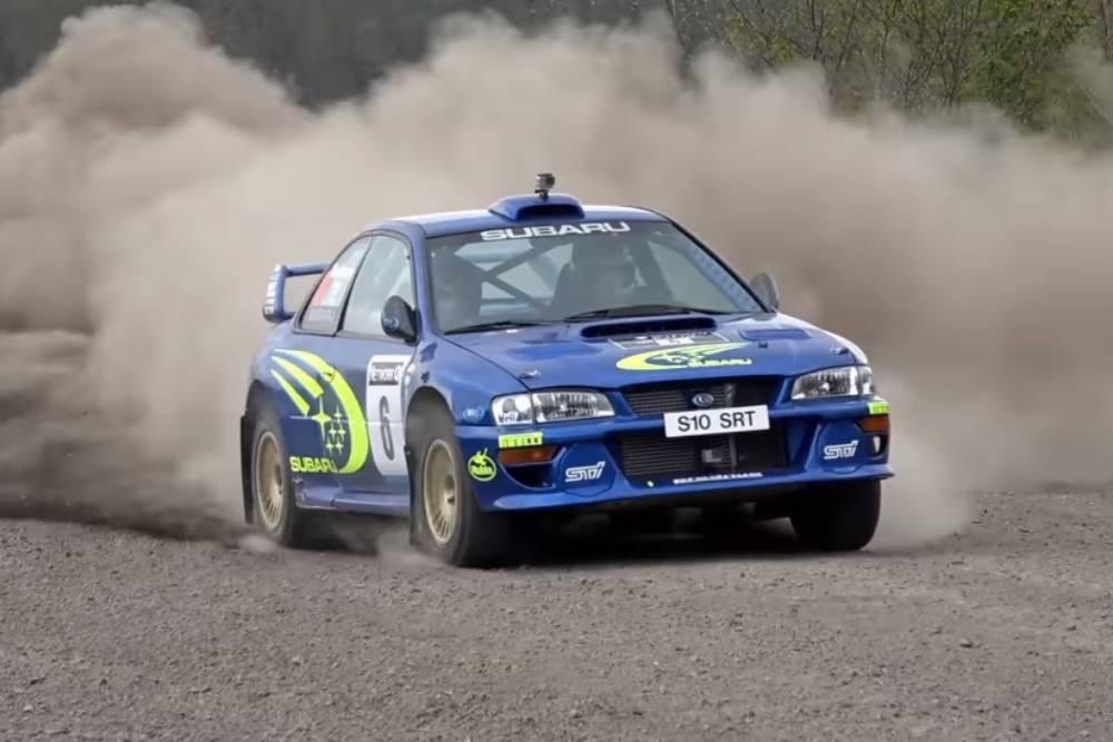 Τα θρυλικά Subaru Impreza WRC ξανάνιωσαν! (+video)