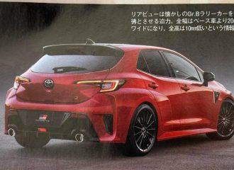 Αυτό είναι το εκρηκτικό Toyota GR Corolla