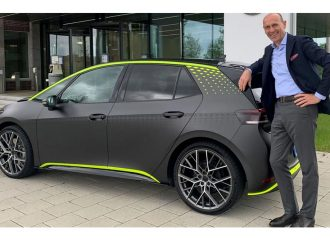 VW ID.Χ: Ηλεκτρικό hot hatch 332 ίππων!