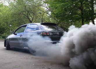 «Καπνογόνο» Seat Ibiza Cupra TDI 600 ίππων (+video)