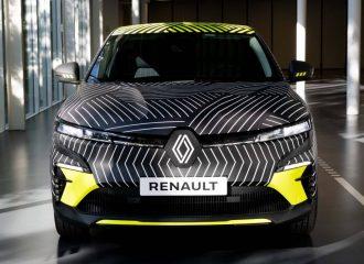 Με 217 ίππους το ηλεκτρικό Renault Megane