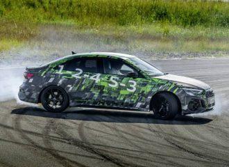 Γιατί το νέο Audi RS 3 είναι πιο δυνατό στην Αμερική;