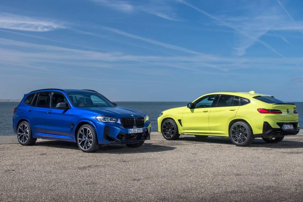 Νέες BMW X3/ Χ4 και ταχύτερες X3/ X4 M