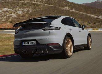 Ιστορικά ταχύτατη η νέα Porsche Cayenne Turbo GT