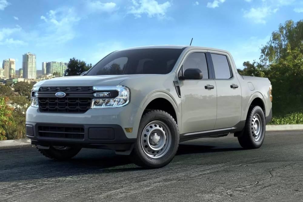 Γουρλώνει μάτια η τιμή του νέου Ford Maverick