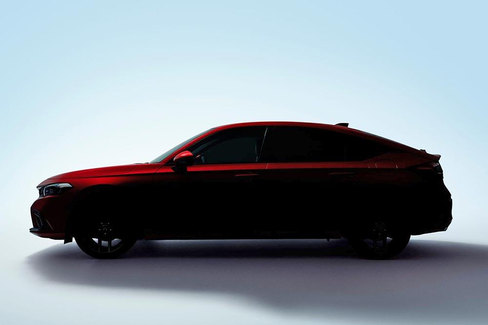 Μια ανάσα από το νέο Honda Civic Hatchback