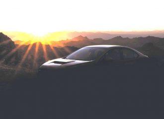 Ο ήλιος ανέτειλε για το νέο Subaru WRX