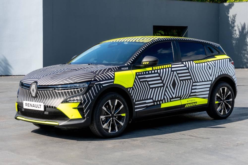 Πότε έρχεται το ηλεκτρικό Renault Megane;