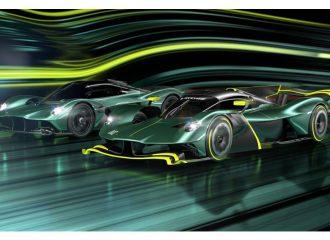Ασύλληπτη νέα Aston Martin Valkyrie AMR Pro