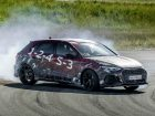Νέο Audi RS 3 με 400 άλογα και ρεκόρ τελικής