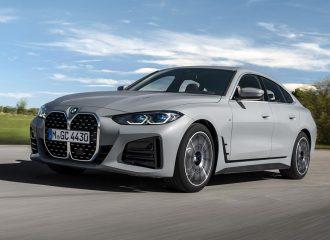 Νέα σπορ και πρακτική BMW Σειρά 4 Gran Coupe