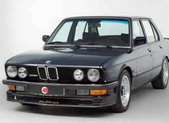 Λαμπερή Alpina B9 πιο ιστορική από BMW M5