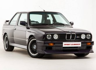 BMW M3 E30 Johnny Cecotto στην τιμή της καινούργιας