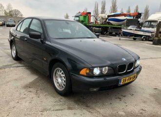 Ακατάπαυστη BMW 530d με 890.000 χλμ.