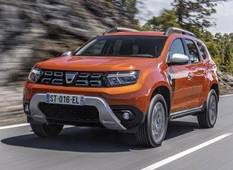 Ανανέωση για το Dacia Duster