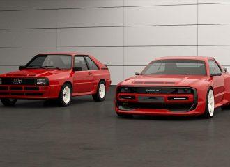 Το νέο Audi Quattro των 816 PS και 1 εκ. ευρώ!