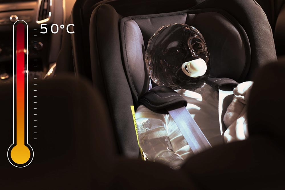 H εφαρμογή της Ford που σώζει ζωές από θερμοπληξία!