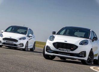 H Mountune «αγριεύει» τα Ford Fiesta & Puma ST!
