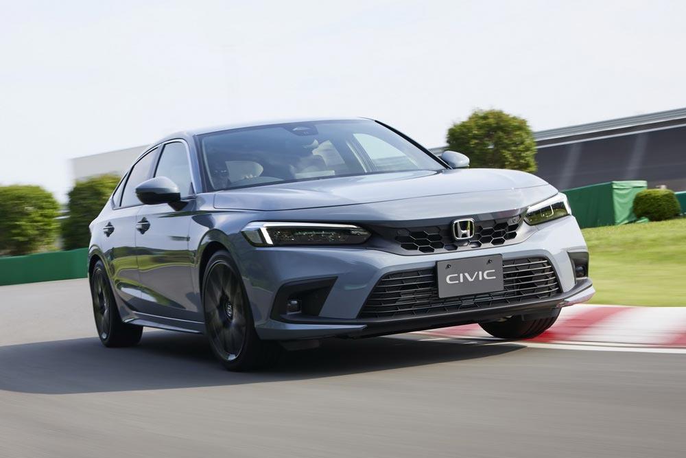 Το νέο 5θυρο Honda Civic αποκαλύφθηκε!