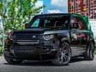 Βγάζει μάτια το Land Rover Defender της Manhart