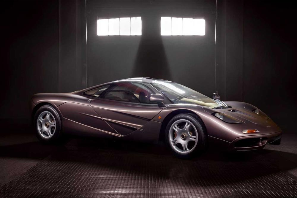 McLaren F1 θα «πιάσει» πάνω από 12,5 εκατ. ευρώ!