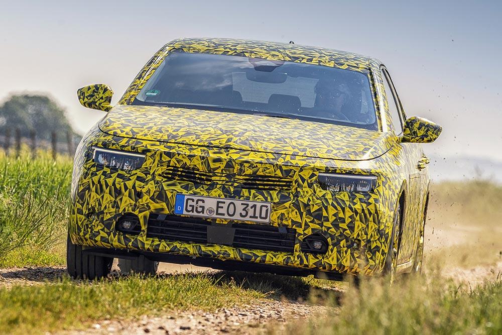 Δύσκολες μέρες για το νέο Opel Astra