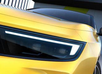 Πρώτη γεύση από το νέο Opel Astra!