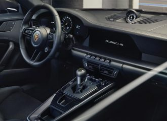 Πού είναι παράνομη η χειροκίνητη Porsche 911 GT3;