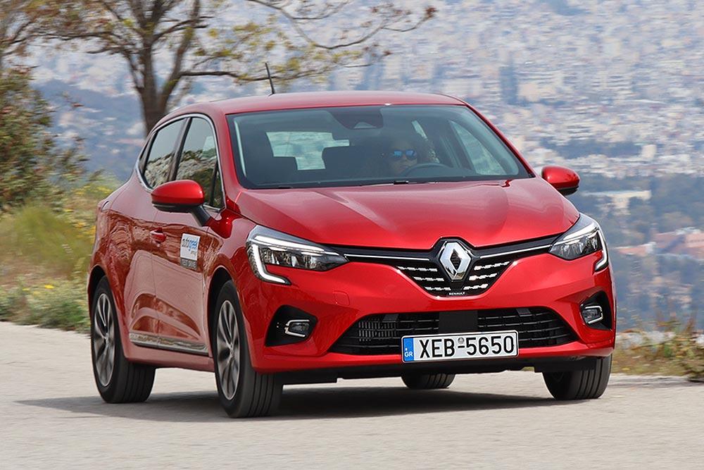 Δοκιμή Renault Clio 1.0 ΤCe 100 PS LPG