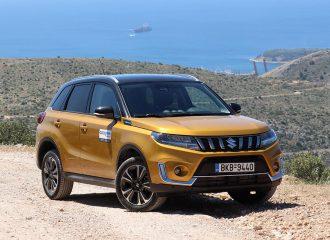 Που είναι άφταστο το νέο Suzuki Vitara;