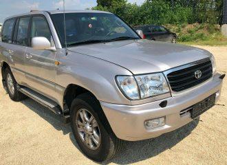 Aθάνατο Toyota Land Cruiser με 1 εκ. χλμ. σε τιμή Yaris