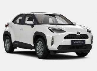 Πόσο βγαίνει η δόση του Toyota Yaris Cross;