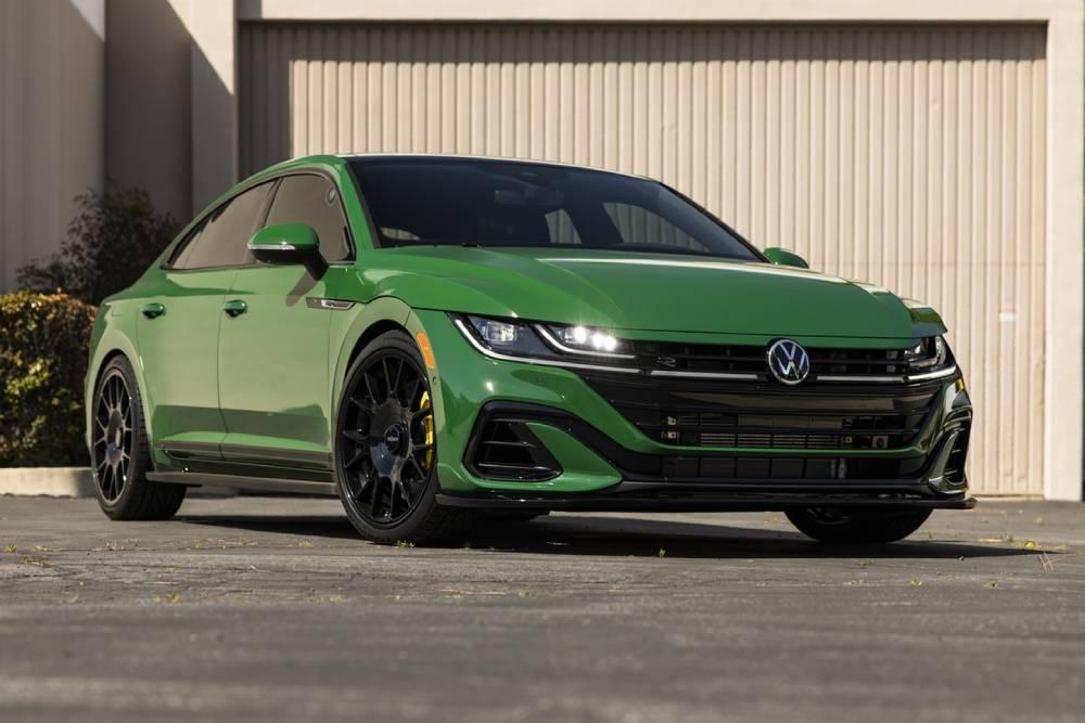 Μοναδικό Arteon από τη VW με επιρροές Hulk