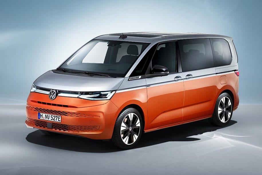 Νέο VW Multivan για VIP μετακινήσεις
