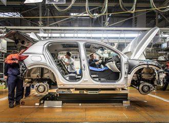 Volvo με σουηδικό ατσάλι χωρίς ορυκτά