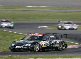 Πωλείται η αγωνιστική Mercedes του Mika Hakkinen