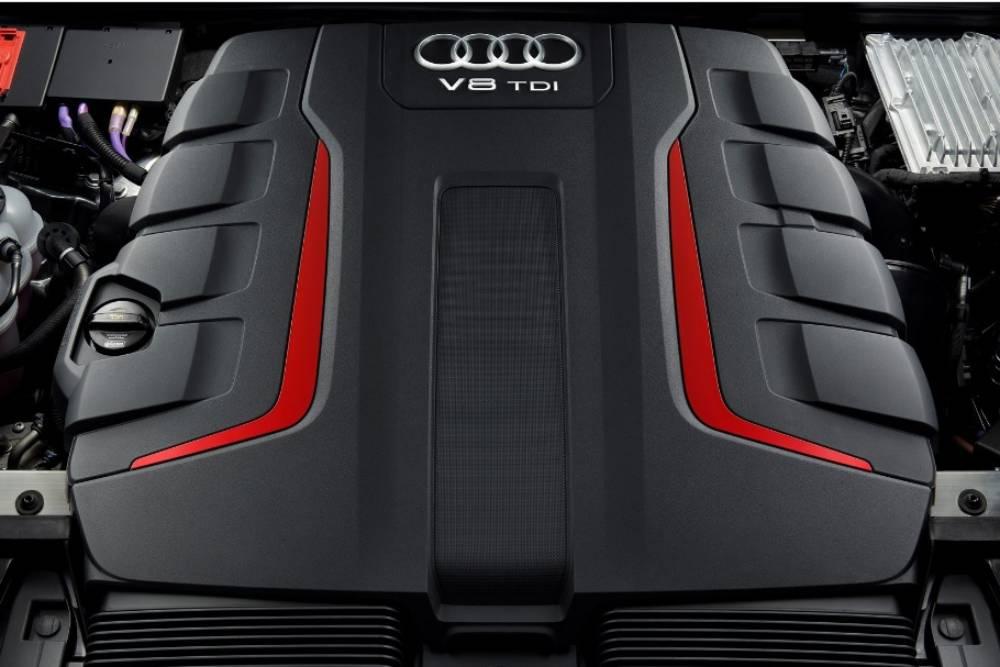 Καπούτ η εξέλιξη θερμικών Audi από το 2026