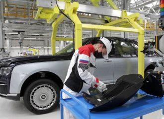 Έναρξη παραγωγής για τη ρωσική Rolls-Royce
