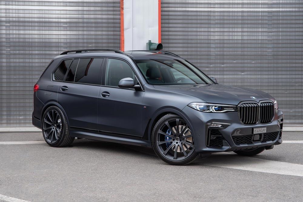Η BMW X7 που είναι πιο δυνατή από την Μ5 CS
