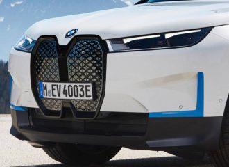 Τι κρύβεται κάτω από το σήμα του BMW iX;